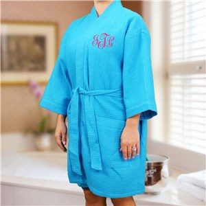 Monogram Robe | Personalized Robes | Bridesmaid Gifts