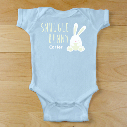Personalized Baby Easter Apparel | Unique Baby Shower Gifts