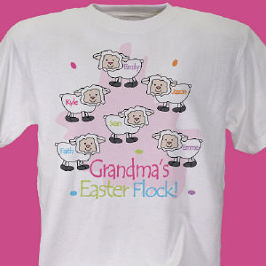 Easter Flock T-Shirt