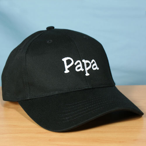 Custom Embroidered Hat | Personalized Grandpa Gifts