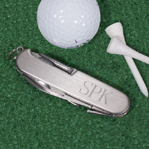 Golfer's Pocket Knife