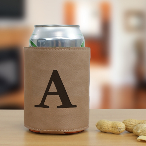 Monogram Drink Koozie | Personalized Bar Gifts