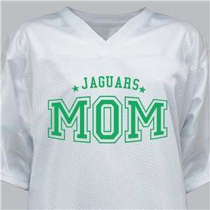 Personalized Team Mom Jersey | Personalized Shirts For Mom