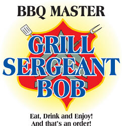 Grill Sergeant BBQ Personalized Apron | Personalized Aprons