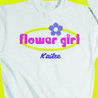 Flower Girl Retro Youth Sweatshirt