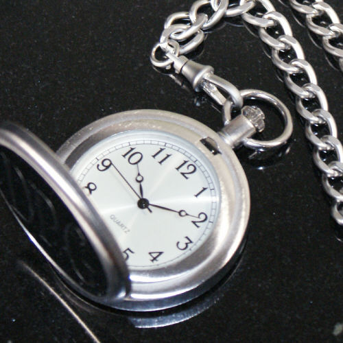 Father's Day Keepsake Pocket Watch | Engraved Gifts