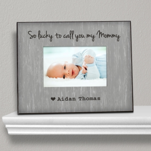 Personalized Lucky Picture Frame