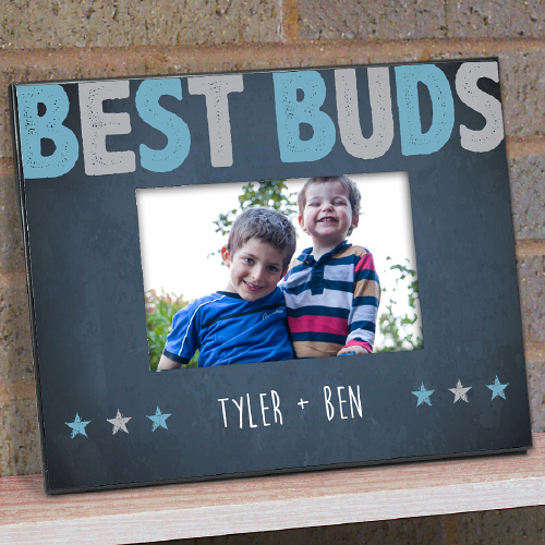 Best Buds Personalized Printed Frame | Personalized Picture Frames