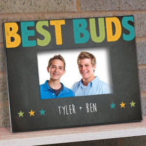 Best Buds Personalized Printed Frame