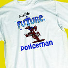 Future Policeman Youth T-shirt