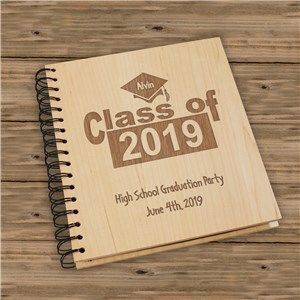 Graduation Memories Photo Album | 2019 Graduation Gifts