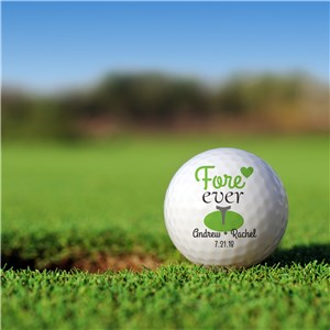 Custom Golf Balls | Personalized Gifts For Guys
