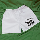 Class of 2012 Athletic White Personalized Boxer Shorts