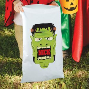 Personalized Halloween Pillow Case