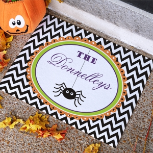 Halloween Welcome Family Doormat 83196877X