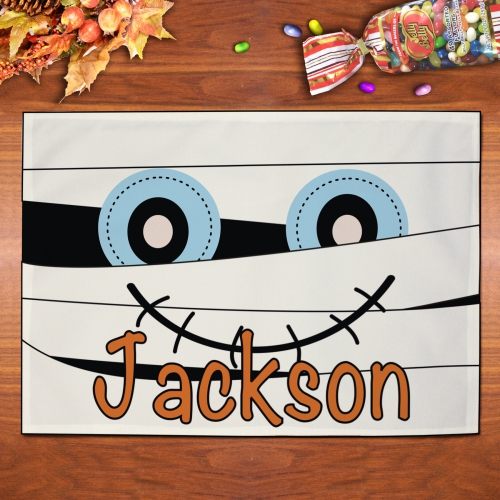 Halloween Personalized Placemat U970321