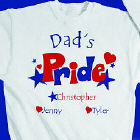 Heart and Stars Pride Sweatshirt