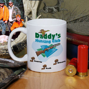 Hunt Club Coffee Mug