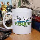 I'm Hooked on Fishing Coffee Mug