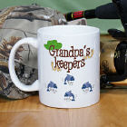 Keepers Personalized Coffee Mug
