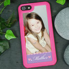 Personalized Mother Photo iPhone 5 Case