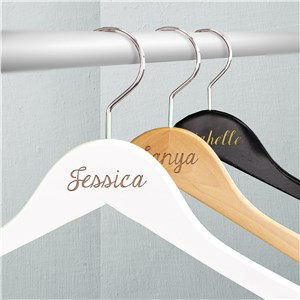 Personalized Wedding Party Hanger | Personalized Wedding Hanger