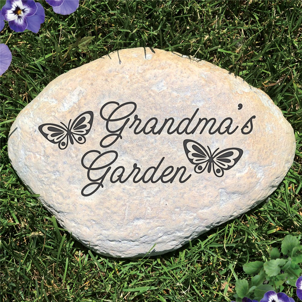 Personalized Mom Gifts | Personalized Garden Stones