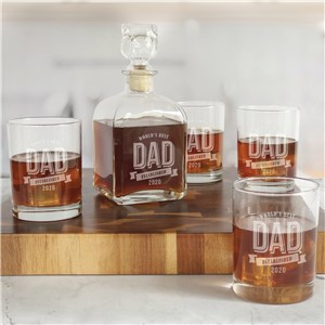 Engraved Bar Gifts | Classic Bar Gifts For Dad