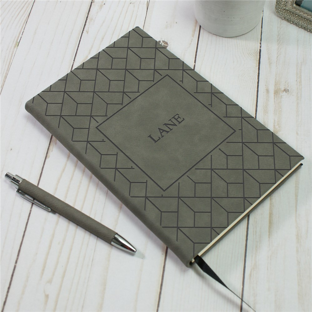 Personalized Journal | Engraved Notebooks