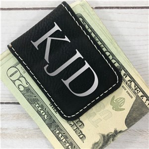 Engraved Money Clips | Monogram Money Clip