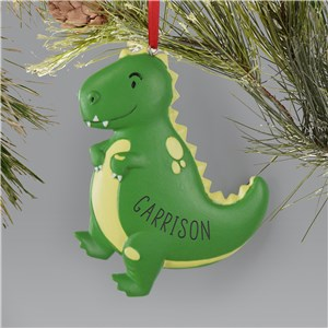Personalized Dinosaur Ornament  L13612260
