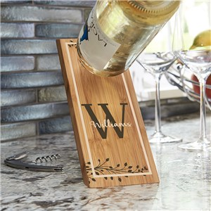 Wine Bottle Holder | Wood Wine Bottle Holder