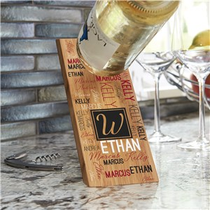 Word-Art Home Decor | Personalized Wine Gifts
