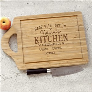 Engraved Cutting Boards | Gifts For Grandma