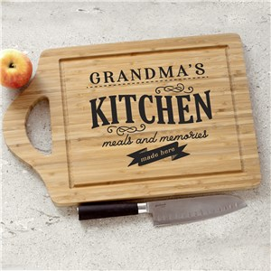 Personalized Kitchen Signs | Memories Made Here Counter Sign