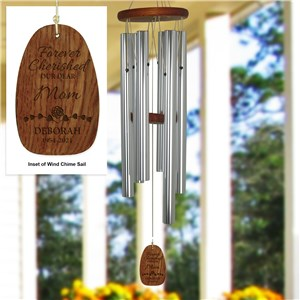 Engraved Wind Chime | Memorial Engraved Wind Chimes