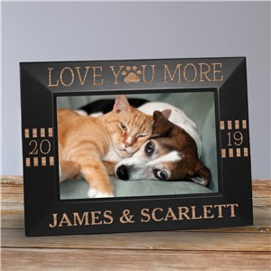 Customized Picture Frames | Personalized Pet Photo Frames