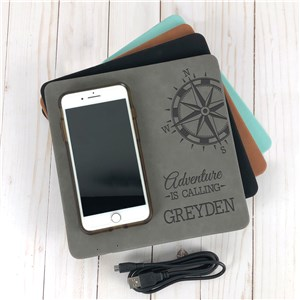 Travel Themed Office Gift | Wireless Charging Mat