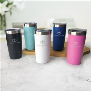 Personalized Tumbler For Nurse