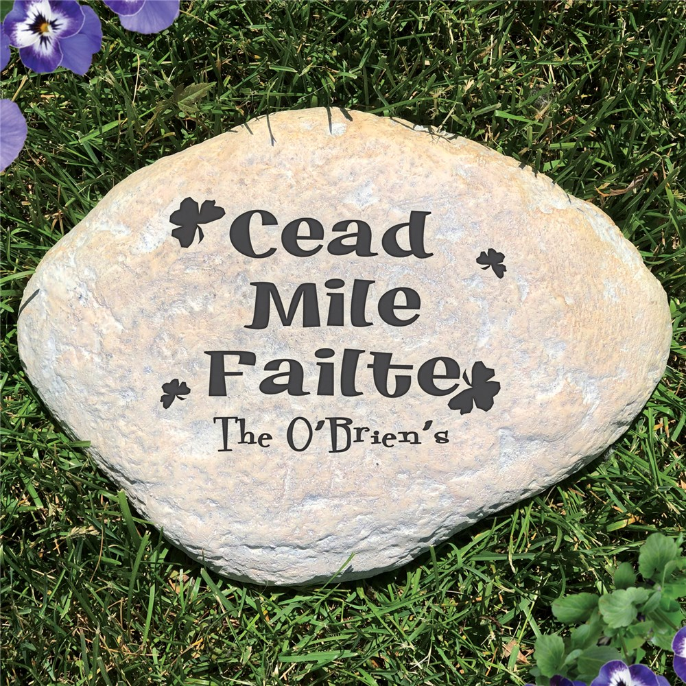 Irish Garden Stones | Personalized Garden Stones