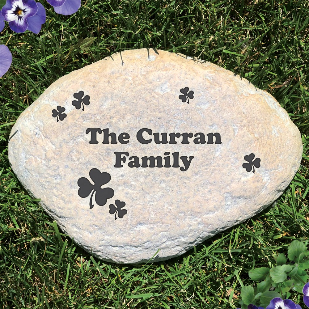 Personalized Garden Stones | Irish Garden Stones