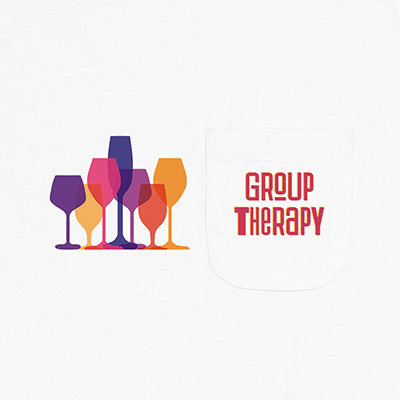Group Therapy Ladies Pocket T-Shirt LPT311316x
