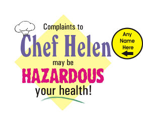 Chef Hazardous Apron