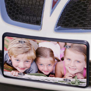 Picture Perfect License Plate | Personalized Gifts for Mom