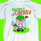 Lil' Boy Caddy Youth T-Shirt