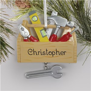 Personalized Tool Ornaments | Ornaments For Handyman