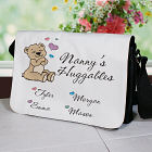 Huggables I Love Large Shoulder Bag