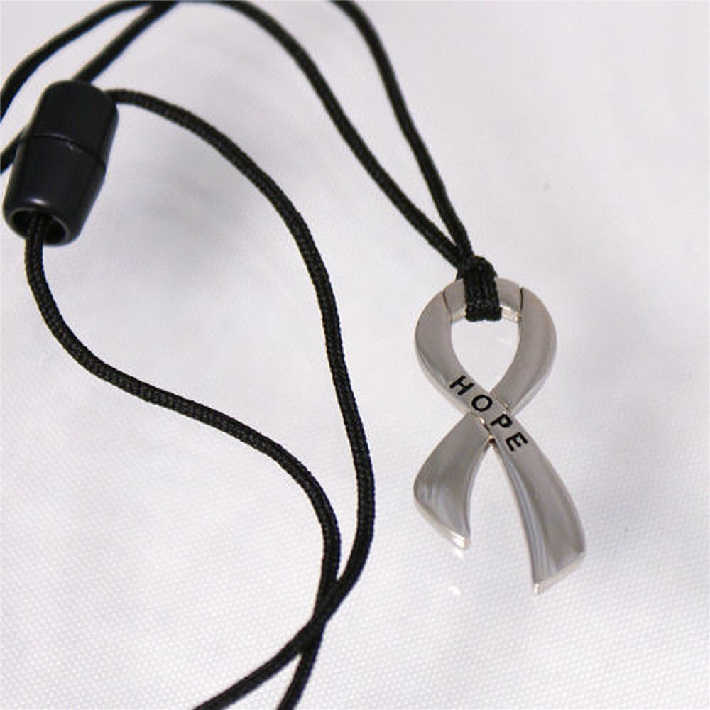 Hope Ribbon Necklace NP0016