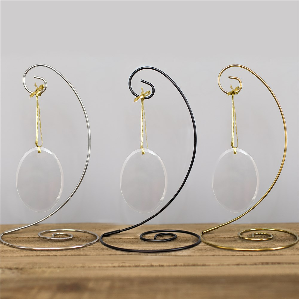 Spiral Ornament Stand | Ornament Holder
