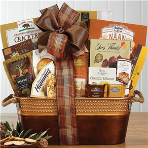 Gourmet Gift Baskets | Food Basket Gifts